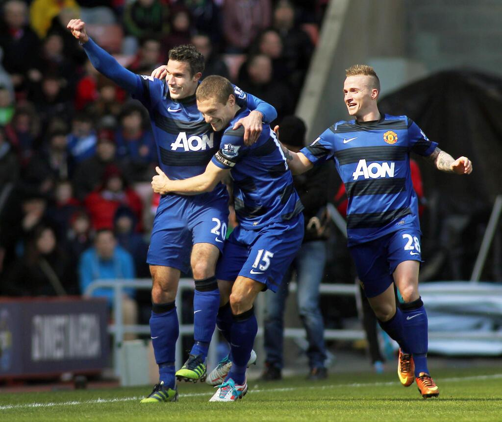 Sunderland 0 x 1 United