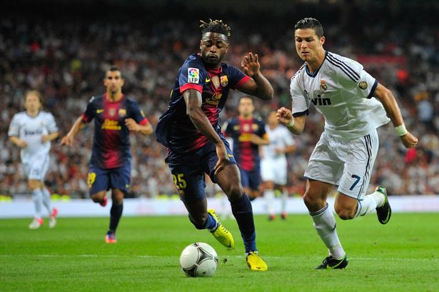 Real-Madrid-v-Barcelona--Supercopa-1287614