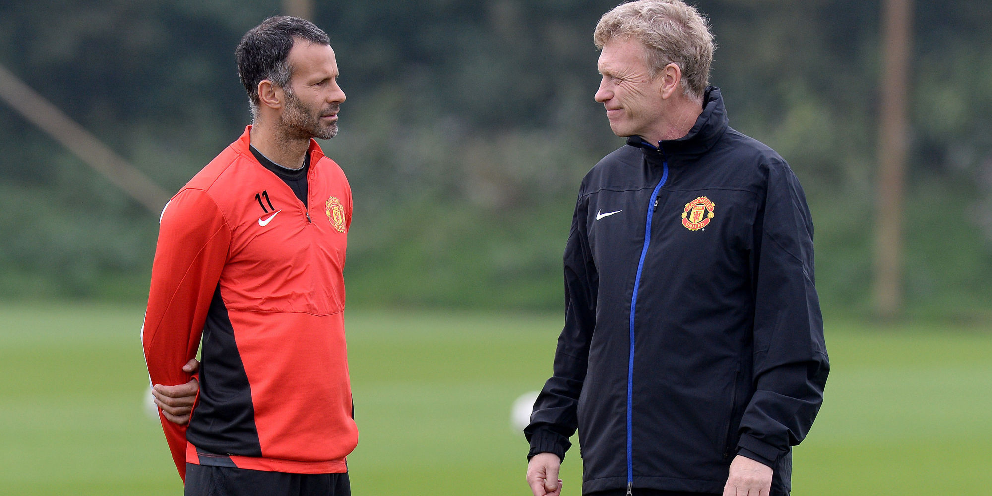Soccer - UEFA Champions League - Group A - FC Shakhtar Donetsk v Manchester United - Manchester United Training Session - AON Training Complex