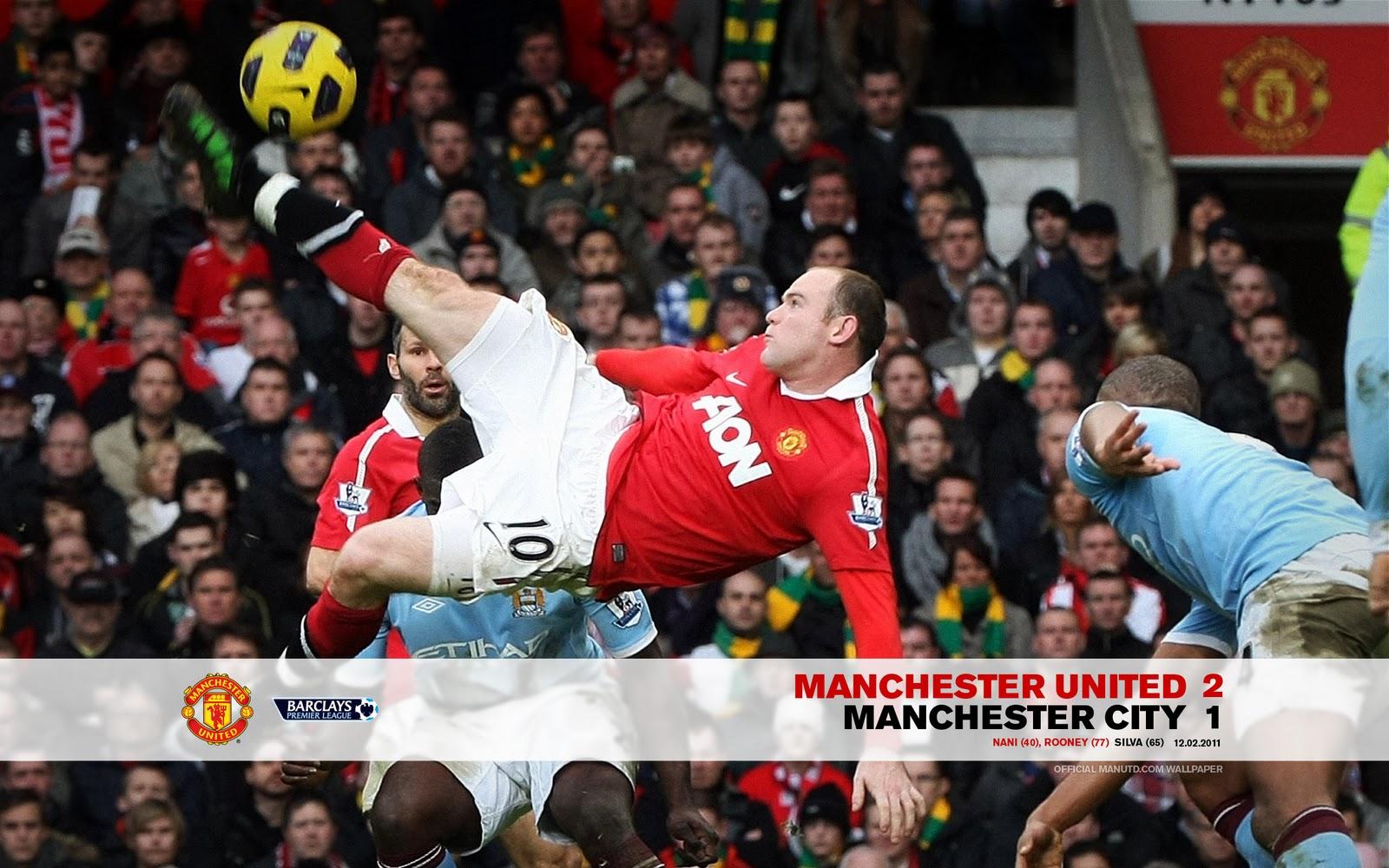 O atacante inglês foi escolhido na frente de nomes como Eric Cantona, Ruud van Nistelrooy e Andy Cole.