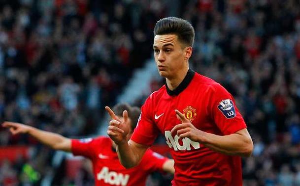 Equipe Reserves do Manchester United goleia em amistoso