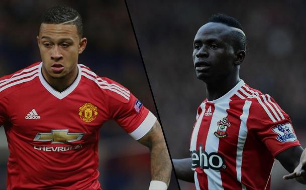 United pode trocar Memphis Depay por Mané
