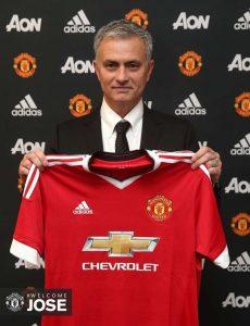 Jose Mourinho. A esperança de novos ares em Old Trafford
