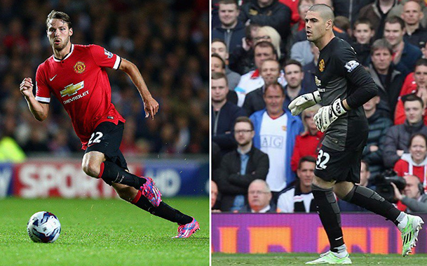 Nick Powell e Victor Valdés são as primeiras vítimas de José Mourinho