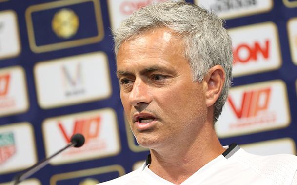 Mourinho está feliz com as contratações