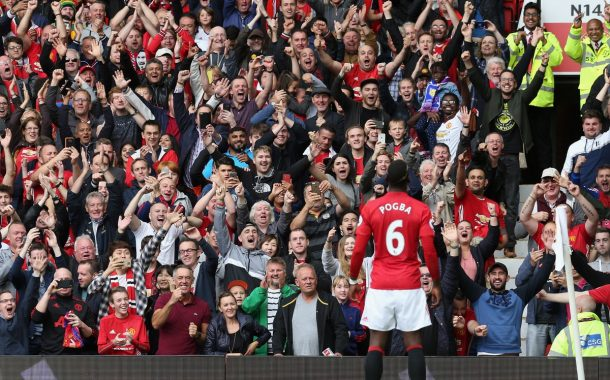 Com direito a goleada contra o atual campeão inglês, United volta a vencer na Premier League