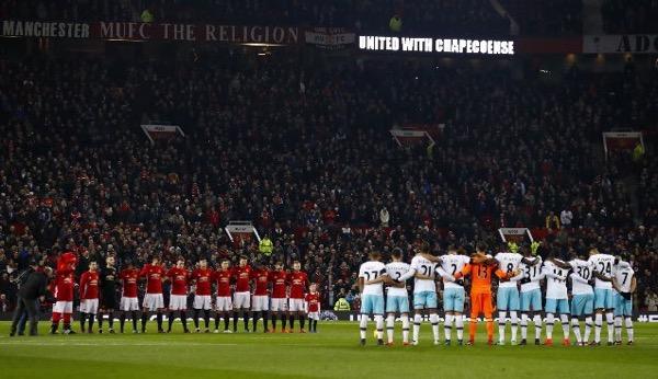 United e Chape, dois gigantes