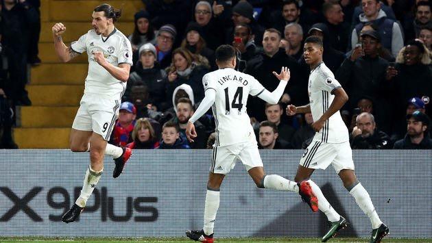 Décimo Quarto gol com a camisa do United (Foto: ManUtd)