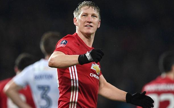 Schweinsteiger é inscrito na Europa League