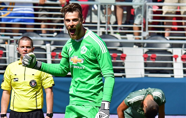 Nos pênaltis, United vence Real Madrid na Champions Cup