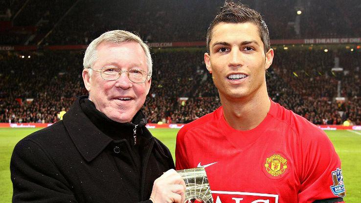 Detalhes separaram Cristiano Ronaldo do Manchester United