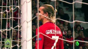 Após decidir sair para o United, Griezmann é alvo da torcida do Atleti, diz jornal