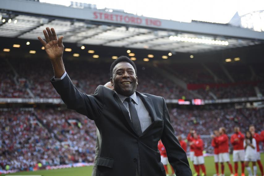 Você sabia? Pelé recebeu proposta do United no fim dos anos 60