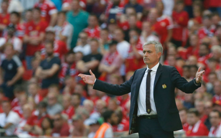 Mourinho afirma faltar personalidade e desejo em alguns jogadores