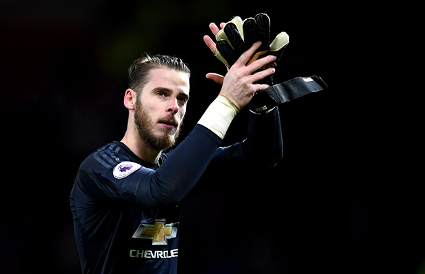 David De Gea é eleito para o time do ano da Premier League