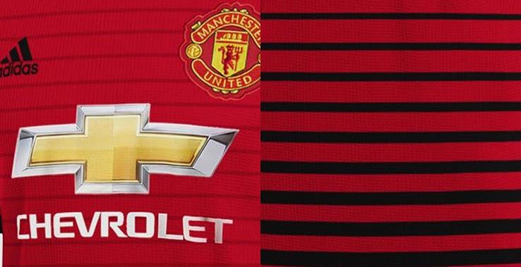 Veja os três possíveis novos uniformes do United para a próxima ... 4fcb8f69ddfca