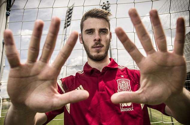O melhor goleiro do mundo De Gea - Parte 1 (Matéria completa do Daily Mail)
