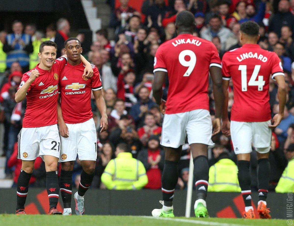 Na despedida de Carrick do Old Trafford, United vence o Watford com gol de Rashford