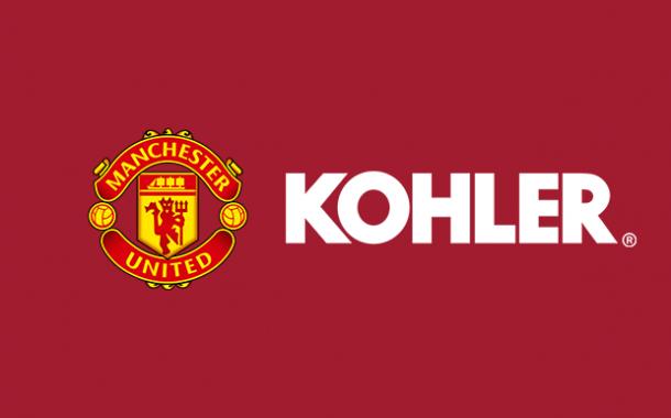 Manchester United acerta com a Kohler para patrocínio na manga