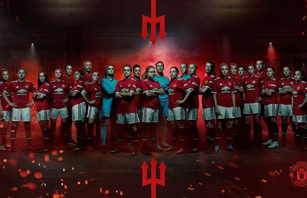 United divulga o elenco feminino para a temporada 2018/2019