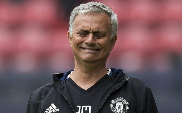 A pré-temporada do Manchester United está por um fio