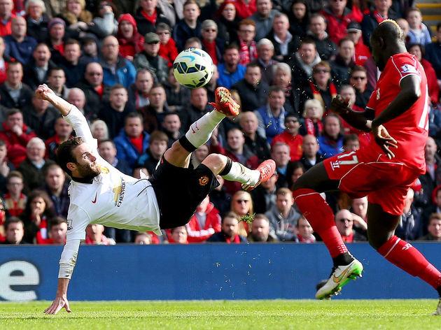 Juan Mata diz qual o ex-jogador do United ele gostaria de ter atuado junto