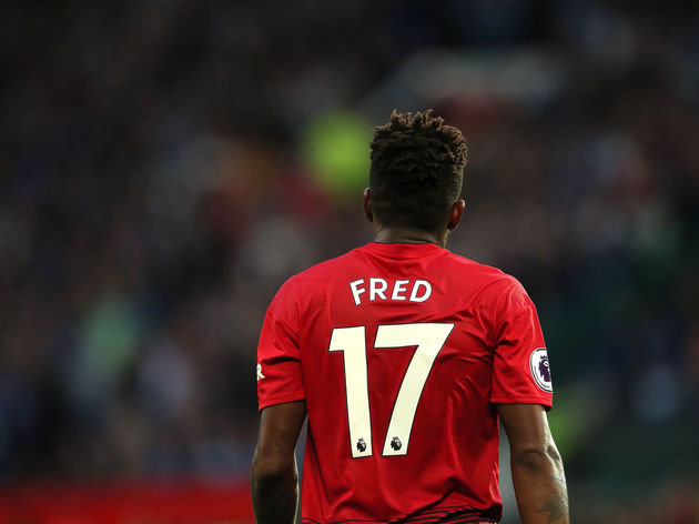 Fred revela quem o ajudou a escolher o Manchester United