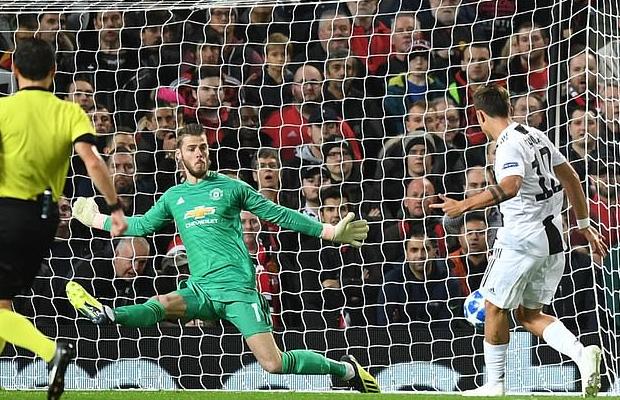 United é dominado pela Juventus e é derrotado no Old Trafford
