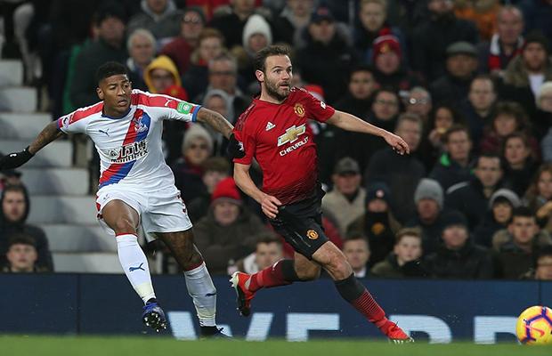 United volta a apresentar péssimo futebol e empata com o Crystal Palace