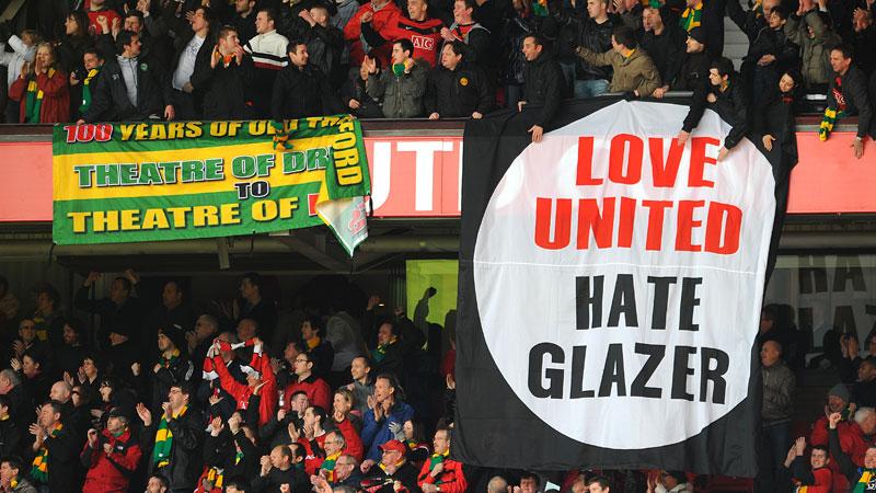 Após péssimas temporadas, os Glazers negociam a venda do Manchester United